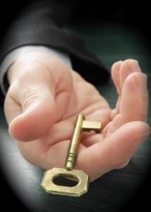 Here. I am handing you the key to life - will you take it and use it?